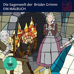 Sagen-Malbuch